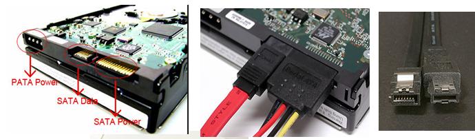 data storage interfaces SATA interface