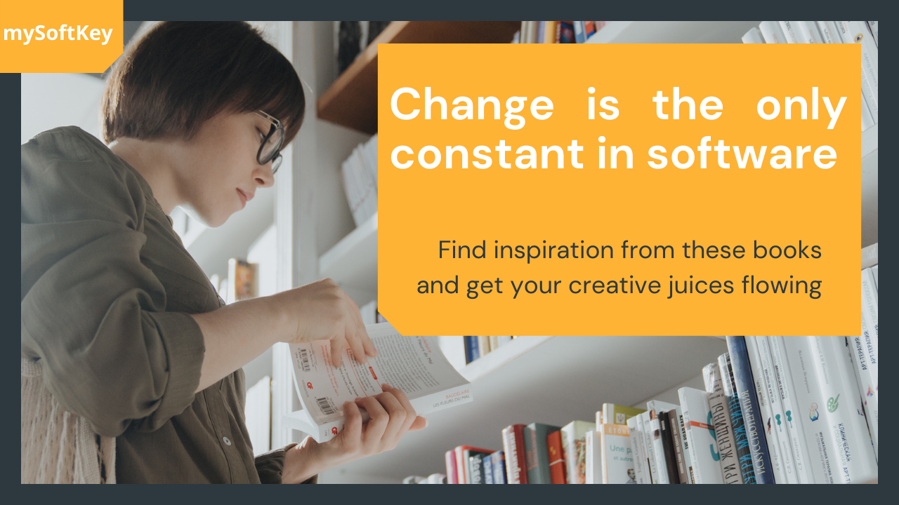 Change is the only constant in software